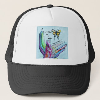 A Christian is a New Creation Trucker Hat