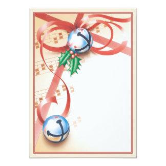 A Christmas Carol © 13 Cm X 18 Cm Invitation Card
