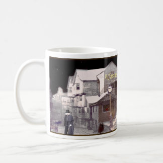 A Christmas Carol text Coffee Mug