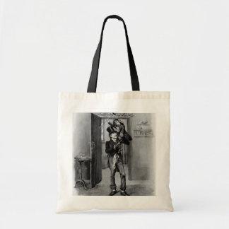 A Christmas Carol: Tiny Tim Canvas Bag