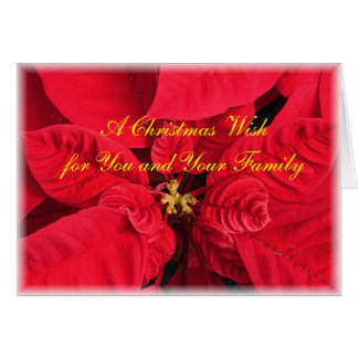 A Christmas Wi... Greeting Card