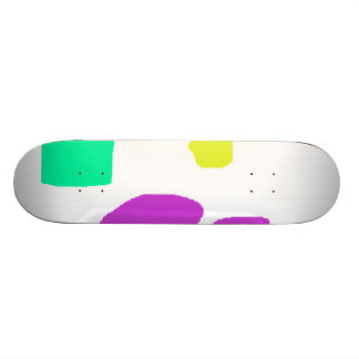 A City Corner Skate Board Deck