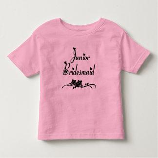 A Classic Junior Bridesmaid Tshirt