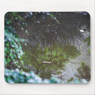 A Clear Reflection Mousepad