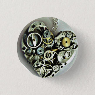 A Clockwork Heart button