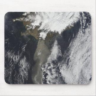 A cloud of ash mouse pad