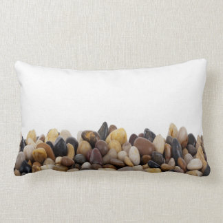 A Cluster of Pebbles Lumbar Cushion