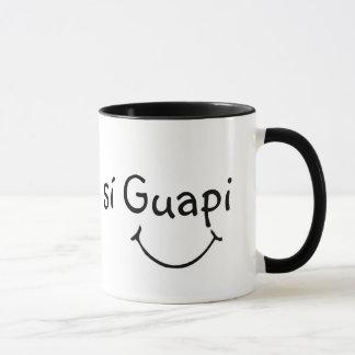 A Coffee, Clear that yes Guapi Mug