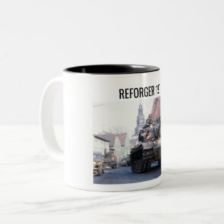 A Coffee Cup to remember REFORGER 1979