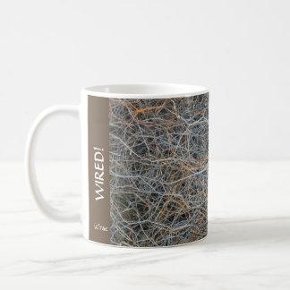 a coffee lover's mug