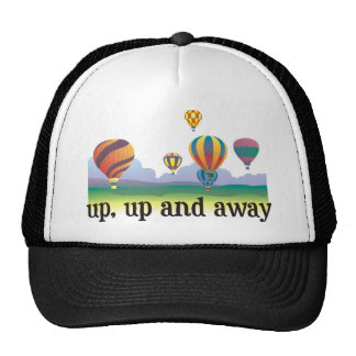 A colorful balloon flying gift - hot Air Balloons Cap