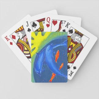 A colourful aquatic Deck of Cards