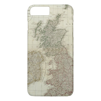 A complete map of the British Isles iPhone 7 Plus Case
