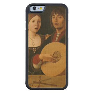 A Concert 2 Carved® Maple iPhone 6 Bumper Case