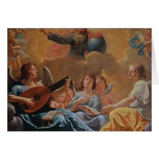 A Concert of Angels Card