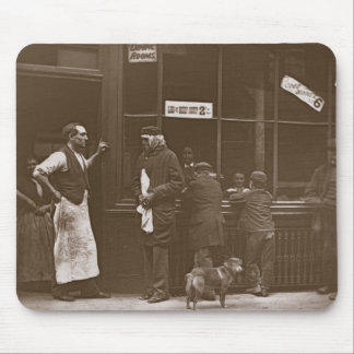 A Convict s Home 1876-77 woodburytype Mousepads