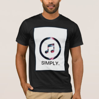 A cool Simply Music Tshirt