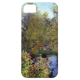 A Corner of the Garden at Montgeron iPhone 5 Covers