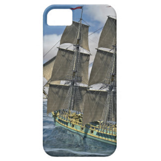 A Corvette ship Running Before the Wind Barely There iPhone 5 Case