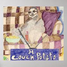 A Couch Potato