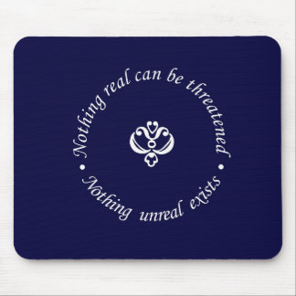 A Course in Miracles Mouse Pad