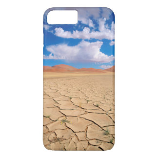 A cracked desert plain iPhone 7 plus case