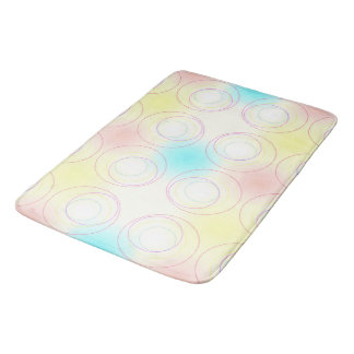 A Crop of Circles Bath Mat