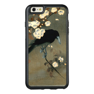 A Crow and Blossom by Ohara Koson Vintage OtterBox iPhone 6/6s Plus Case