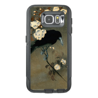 A Crow and Blossom by Ohara Koson Vintage OtterBox Samsung Galaxy S6 Case