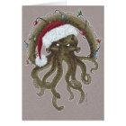 A Cthulhu Christmas Card