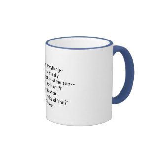A Cup of Wisdom: I am Humbled - Ringer Mug