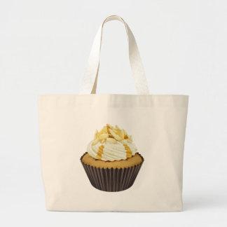 a cupcake jumbo tote bag
