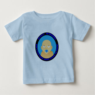 A cute, funny, baby boy baby T-Shirt