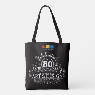 A&D SIA 80th Celebration tote