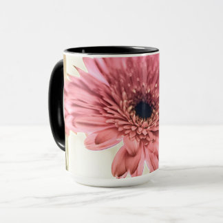A Daisy for You a pink daisy digital photograph Mug