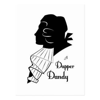 A Dapper Dandy Post Cards