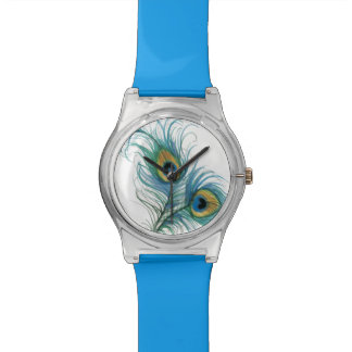 A Dash of Peacock Artistry Watch