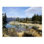 A Day at Lake Tahoe Postcard