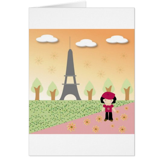 A day at Paris Card