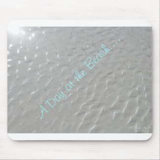 A Day at the Beach...Mousepad