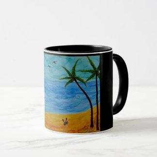 A Day At The Beach Mug