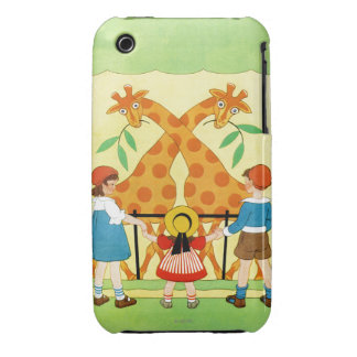 A Day At The Zoo iPhone 3 Cover