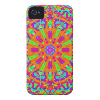 A Day for Me Mandala Design iPhone 4 Cases