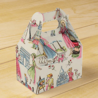 A Day in Paris Favour Box
