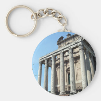 A Day in Rome Key Chains