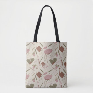 A Day in the Garden - Gardening Tote bag