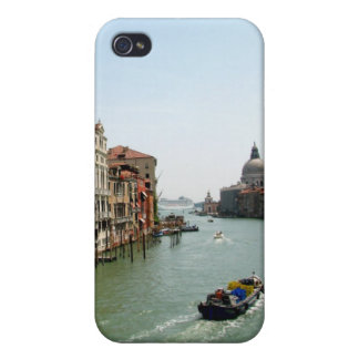 A Day in Venice iPhone 4 Covers