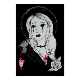 A Dead Heart In A Dead World Poster