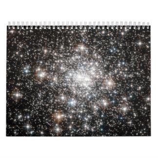 A Deep Space Stellar Spectacular Wall Calendars