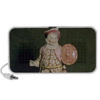 A Derby figure of Falstaff Portable Speaker